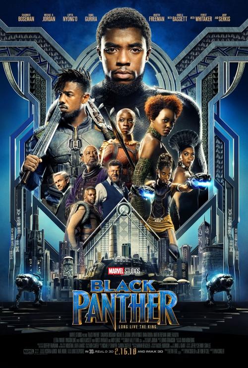 black_panther poster