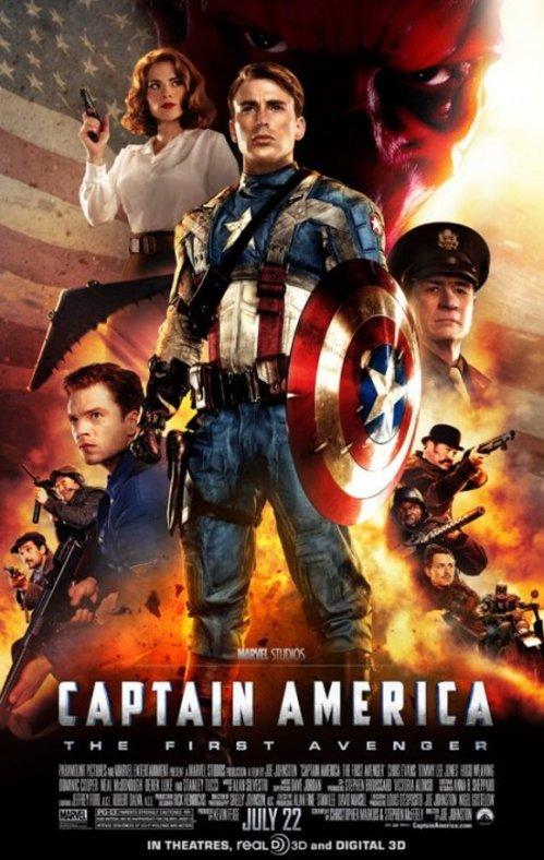 captain_america first avenger poster