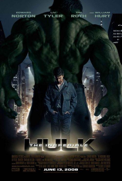 Increidble Hulk Poster